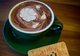 Hot/Cold Chocolate