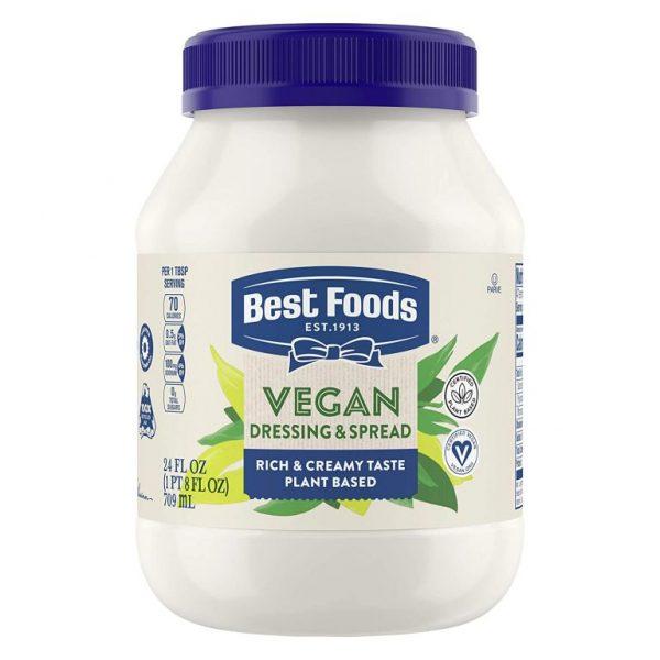 Bestfoods Vegan Mayonnaise
