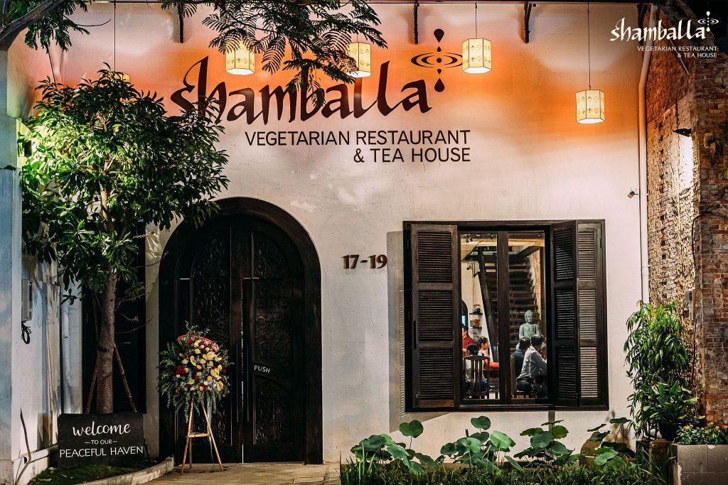 Shamballa Vegetarian