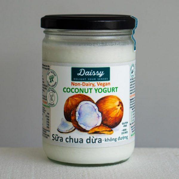 Daissy Coconut Vegan Yogurt