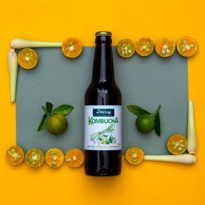 Daissy Kombucha Kumquat Lemongrass