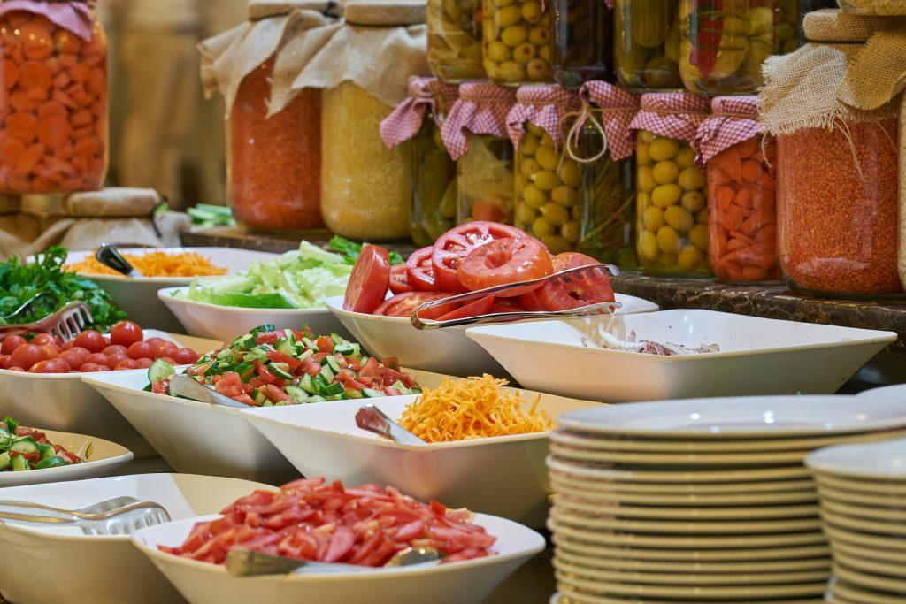 Vegan Food in Vietnam