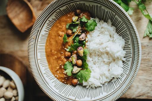 rice food vietnam