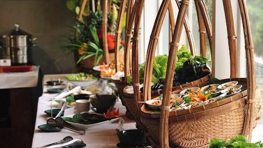 ẩm thực chay tại nhà hàng chay Diệu Hạnh