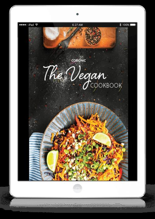 the vegan cookbook tablet 500 min