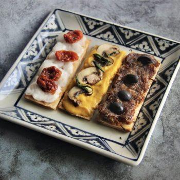 banh tart vietnamese dessert